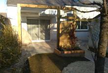 Structures d'ombrage à Montaigu